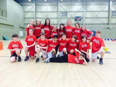 athletics team