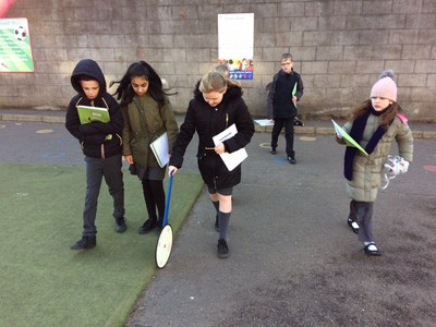 Outdoor learning 5